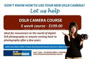 5 Week DSLR COURSE