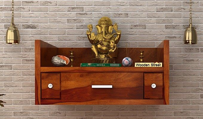 Stylish And Beautiful Looking Home Temple Designs Home Temple Temple Design Wooden Street