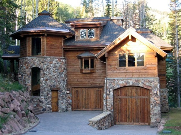 Rustic Dream Home Castle House Home House Styles