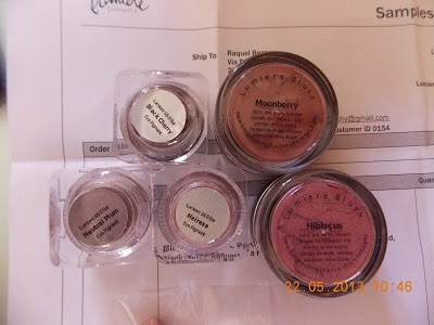 Collaboration with Lumiere Mineral Cosmetics * _ *
