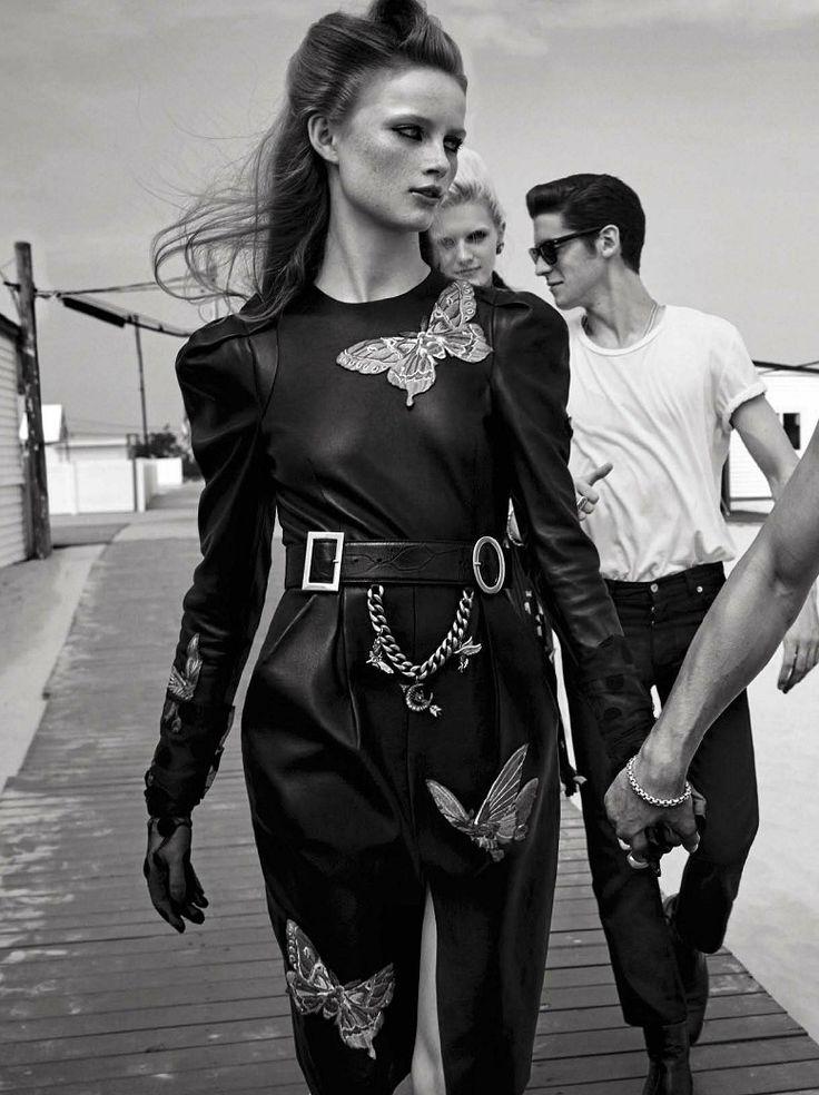 """The Art of Storytelling"" Vogue Italia 2016"