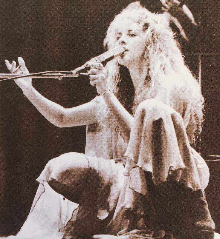 Why Can't I Look Like Stevie Nicks