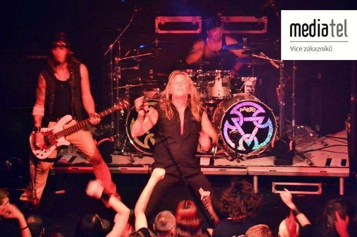 Koncert v Retro Music Hall 2.10.2013 - Pretty Maids + Pink Cream 69. #Mediatelcz #Pinkcream69