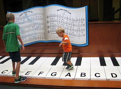 Mayborn Children's Discovery Museum Waco, TX. Love this. Great idea for the downtown Cary museum. Kids love making music.: