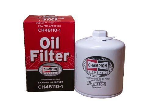 Champion Oil Filter: CH48110-1