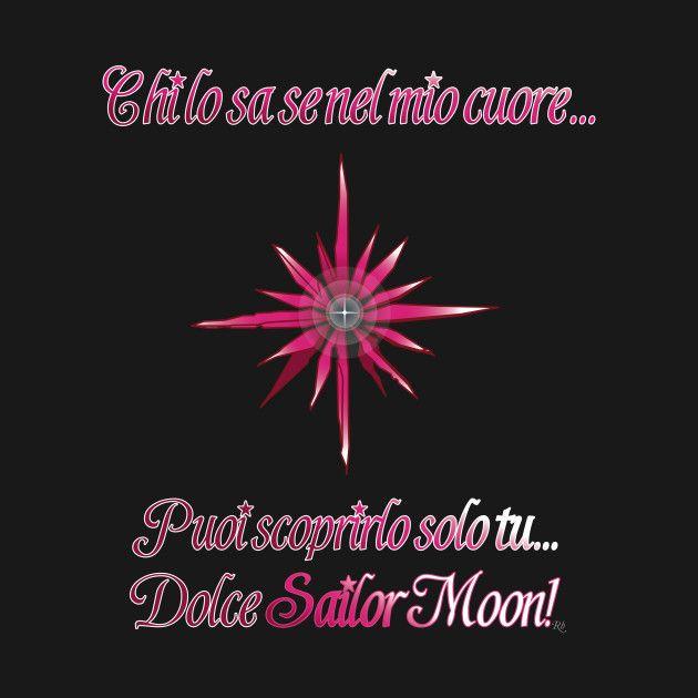 Check out this awesome 'Sailor+Moon+e+il+Cristallo+del+Cuore' design on @TeePublic!