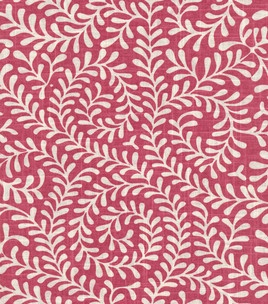 Home Dec Fabric   Annie Selke Scramble   Raspberry