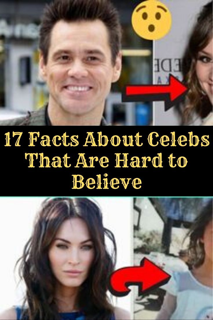 17 Facts About Celebs That Are Hard To Believe In 2020 Celebrity Kids Celebs Celebrities