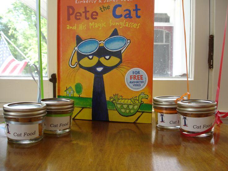 Pete The Cat Party Favors