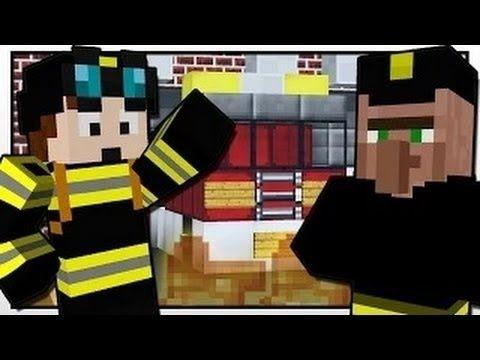 Minecraft the firefighter mission the diamond minecart - Diamond minecart clones ...