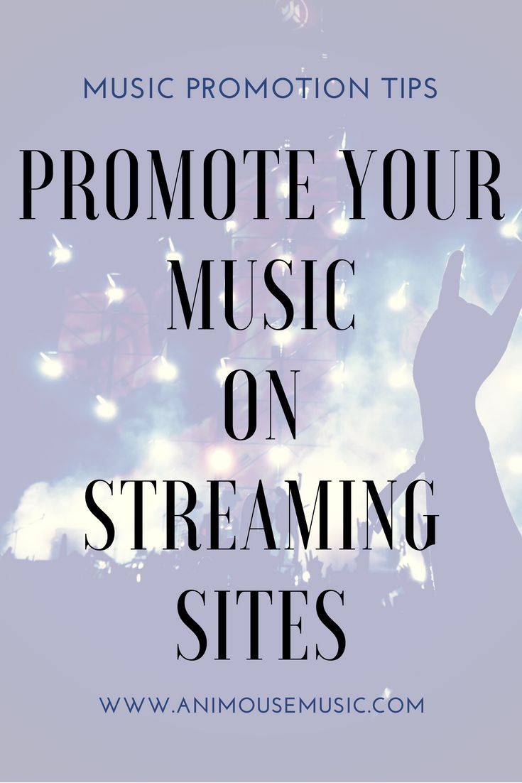 How to Promote Music on Streaming sites - The Free Way