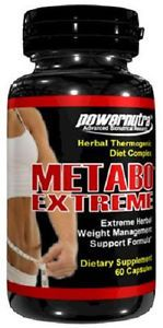 METABO EXTREME - The Extreme Weight Loss Solution