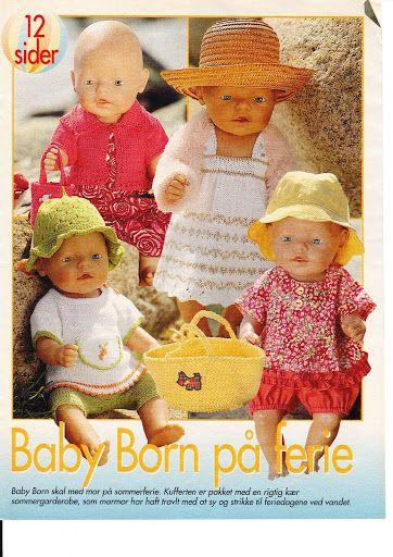 Baby Born på ferietur - Mariann Vendelbo Borregaard - Веб-альбомы Picasa