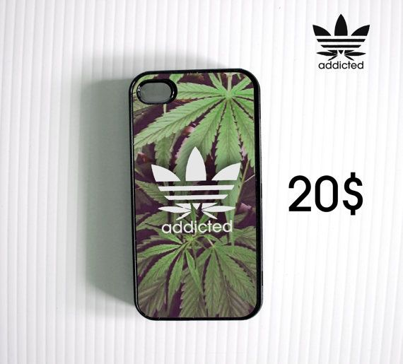 coque iphone 5 canabis