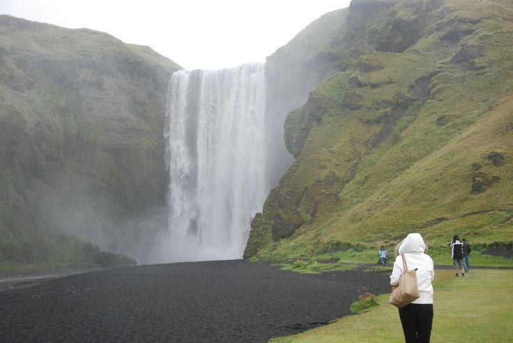 Skogafoss,Iceland