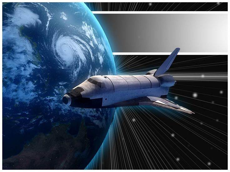 # Spacecraft PowerPoint Template