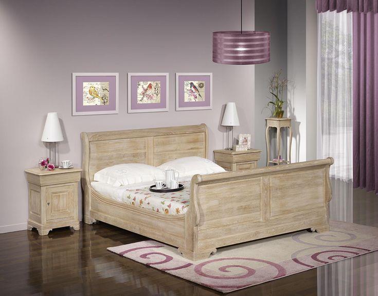 25 best ideas about meuble en chene on pinterest - Armoire chene blanchi ...