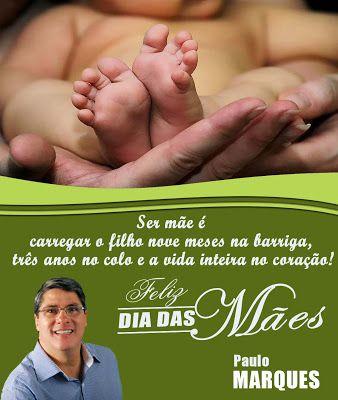 Dia das Mães - Banner Paulo Marques