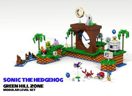 13 best lego sonic images on pinterest lego legos and - Lego sonic boom ...