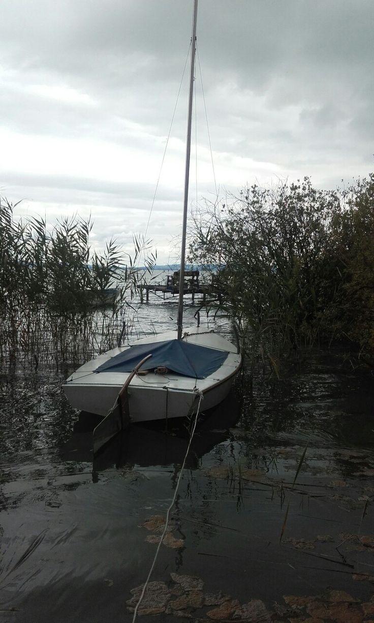 Zánka. Balaton.