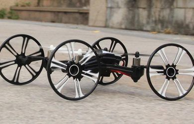 Best 8 Drones with Wheels