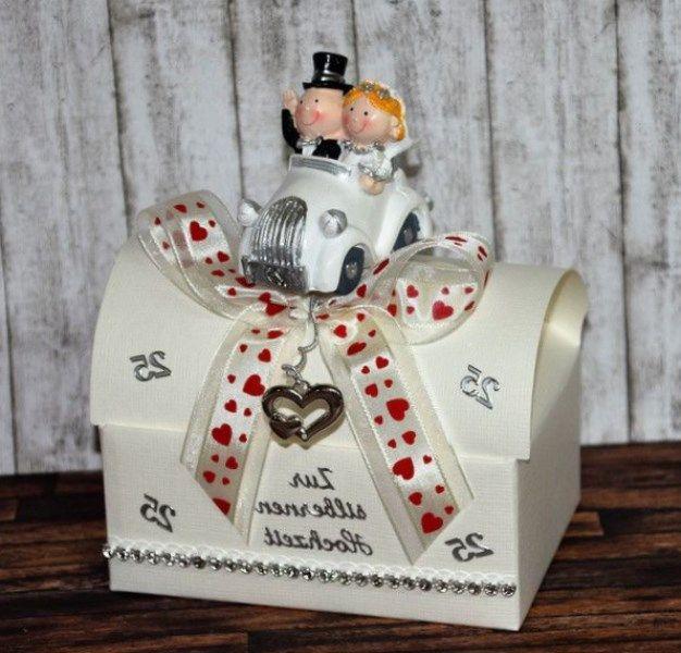 Schone Geldgeschenke Selber Basteln Ist Ganz Einfach Auf Roombeez Findet Ihr Schr Hochzeit Geschenk Geld Silberhochzeit Geschenk Geldgeschenke Silberhochzeit