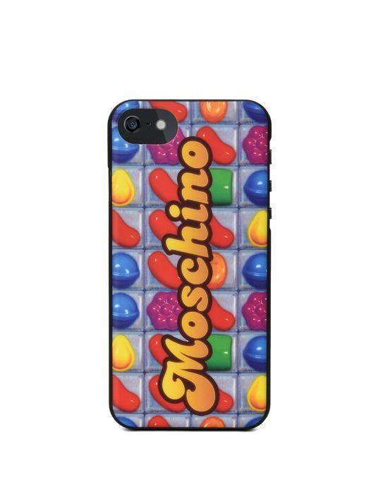 モスキーノ公式オンラインストアでMOSCHINO ユニセックスのIPhone 6s / IPhone 7 をご覧ください。お支払い安全。返品も簡単です。