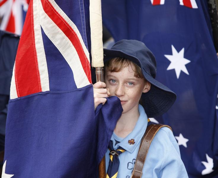 Anzac Day Australian War Memorial Canberra 2009