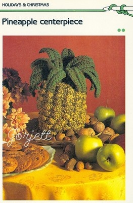 Juicy Fruits & Whipped Creme Throw - The Crochet Crowd
