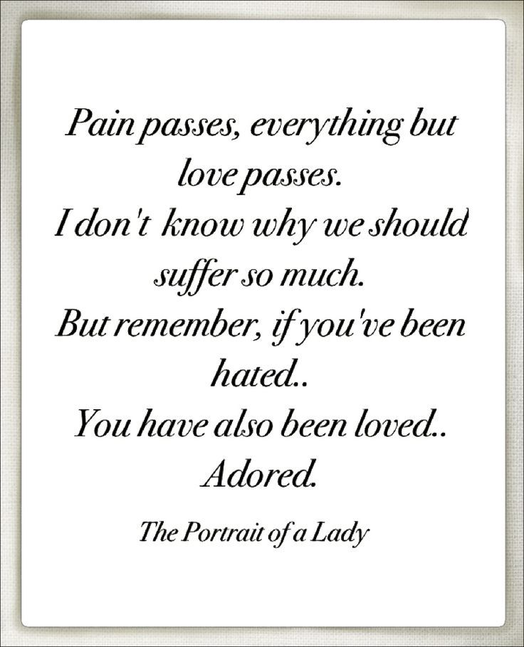 charming life pattern: Henry James - The Portrait of a Lady - quote - boo...