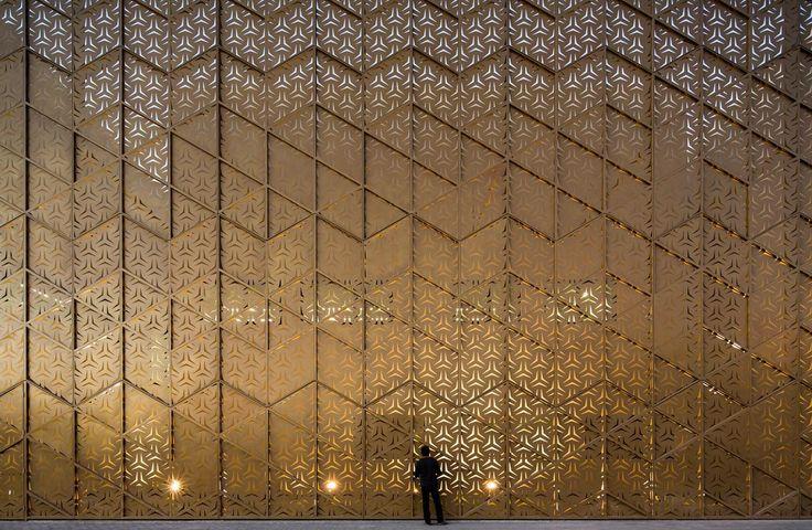 Ali Mohammed T. Al-Ghanim Clinic, Kuwait / AGi architects