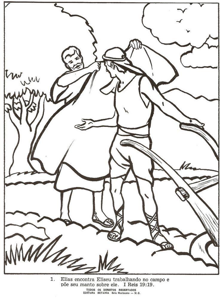 147 Best Images About Bible Ot Elijah Maze