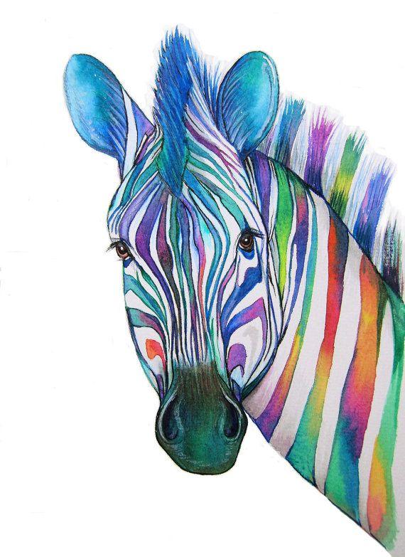 25 Best Ideas About Zebra Art On Pinterest Zebra