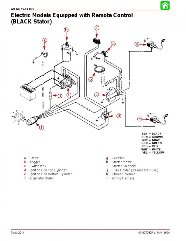 8 Cycle Engine Wiring Diagram