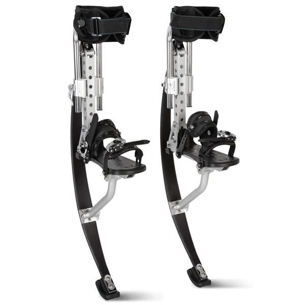 Air-Trekker Jumping Stilts BW-EXTREME - Large 200-240 Lbs
