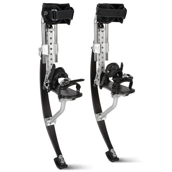 Air-Trekker Jumping Stilts BW-EXTREME - Large 200-240 Lbs