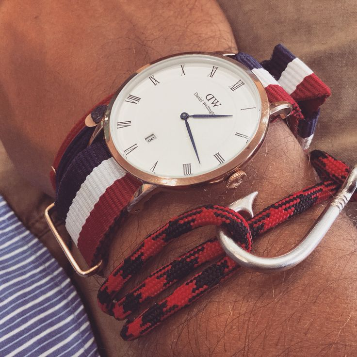 Daniel Wellington  New:Dapper York  #watch #details #blue #minimal #navy