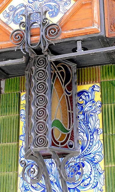 Best Barcelona Architecture Images On Pinterest Gaudi - Barcelona colors