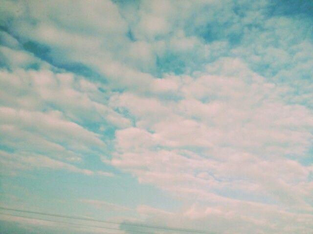 Pam-bıh gibi bulutlaaar~~~