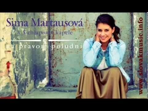 Sima Martausová - Banánová šupka - YouTube