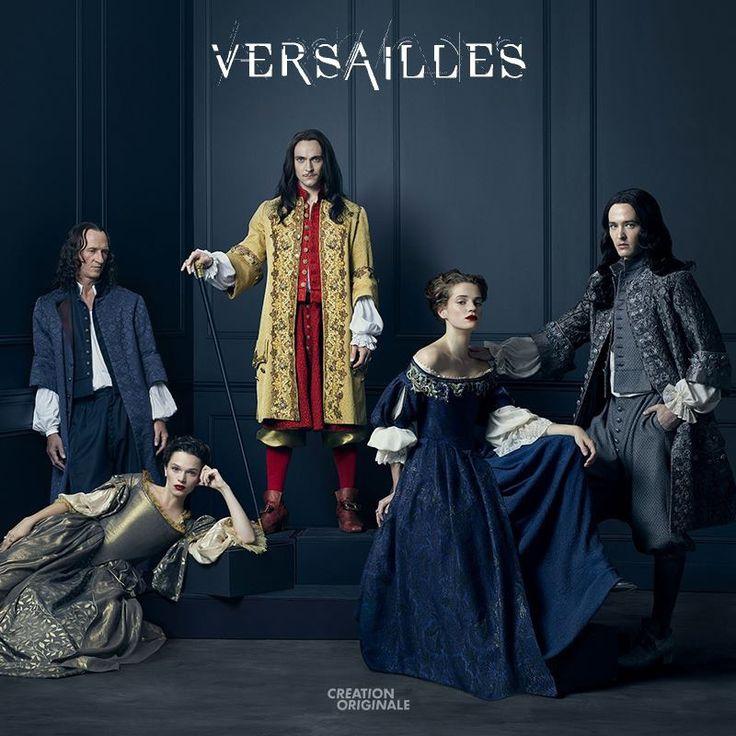 La série Versailles menace de se délocaliser à l'étranger - Photos série TV
