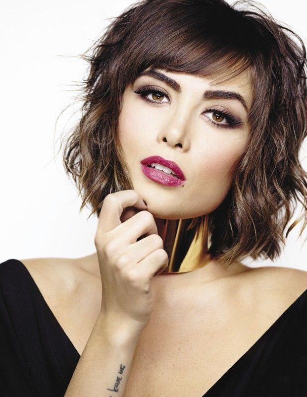 O poder de sedução dos cabelos de Maria Casadevall - http://epoca.globo.com/colunas-e-blogs/bruno-astuto/noticia/2013/09/o-poder-de-seducao-dos-cabelos-de-bmaria-casadevallb.html (Foto: Reprodução Cabelos & Cia)