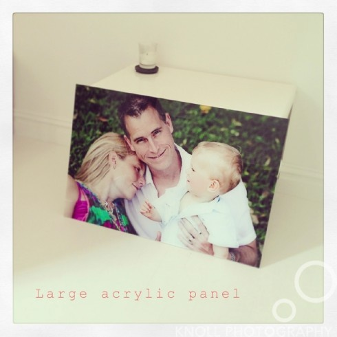 top five tips for displaying photos - the acrylic panel