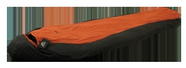 Razor Lightweight Sleeping Bag (or Liner) by ALPS Mountaineering -- only 1 lb. 10 oz. of pack weight