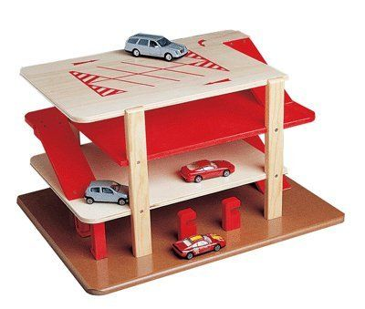 56 best Toy garages images on Pinterest Wood toys, Wooden toys and Toy - monter un garage en bois