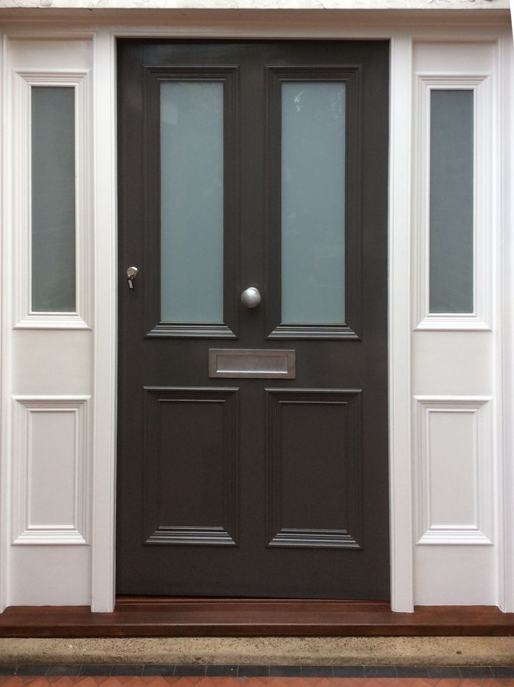 46 best Victorian front doors images on Pinterest   Victorian front ...