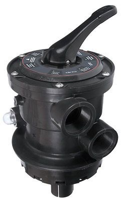 Other Pool Equipment and Parts 181071: 1.5 Fpt Top Mount Multiport Valve For Pool Spa Sand Filter 27515-154-000 -> BUY IT NOW ONLY: $65.57 on eBay!