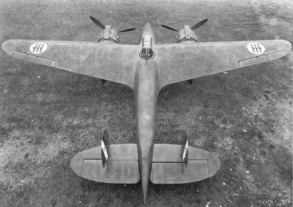 The Breda Ba.88 Lince