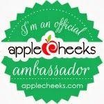 Easy Peasy Mom: It's Official I am an AppleCheeks Ambassador!!