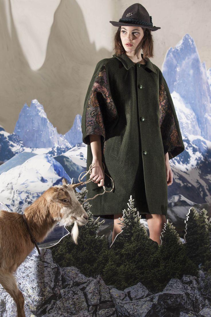 Fall/Winter - 2014/15 Precollection Antonio Marras